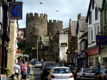 Picture of Castle Street Conwy