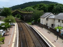 Picture of Conwy Railway Station