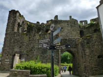 Picture of Mill Gate Conwy Town Walls