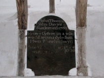 Picture of Slate Memorial, Conwy, North Wales