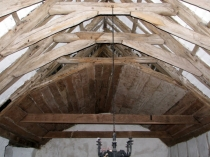 Picture of Church Roof Timbers