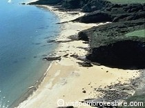 Picture of Waterwynch Bay Beach