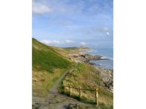 Picture of All Wales Path at Langland Bay