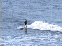 Picture of Surfing on the Gower