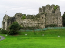 Picture of Oystermouth Castle