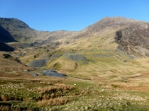 Picture of From Cwm Llan to the Summit