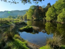 Picture of River Lledr at Dolmurgoch