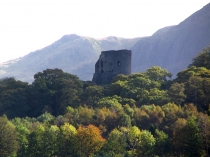 Picture of Lakeside View of Dolbadarn Castle