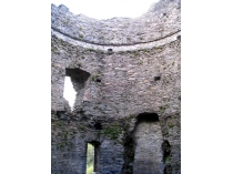 Picture of Interior of Castle Tower