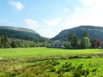 Picture of Village of Dolwyddelan