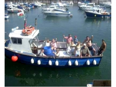 Saundersfoot Pleasure Boats