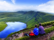 Picture of Llyn-y-Fan Fach