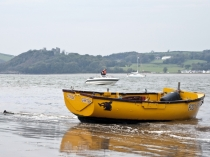 Picture of Ferryside Boats on the Towy