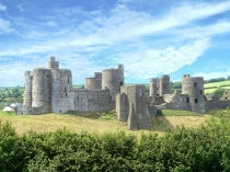 Picture of Kidwelly Castle