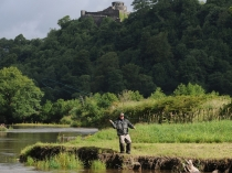 Picture of Salmon Fishing on the Towy