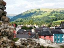 Picture of Llandovery Rooftops