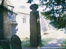 Picture of Nevern Cross