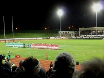 Wales v Ireland Under 20s Parc Eirias