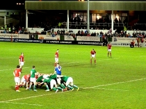Picture of Wales v Ireland International Parc Eirias