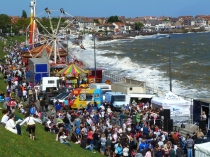 Picture of Colwyn Bay Promenade Day