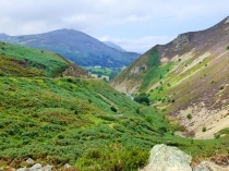 Picture of Foel Lus and Sychnant Pass
