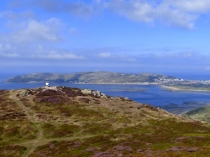 Picture of Conwy Mountain and the Creuddyn Peninsula