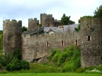 Picture of Conwy Town Walls - South Wall Towers