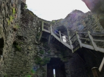 Picture of Mill Gate Tower Conwy Town Walls