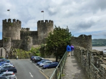 Picture of Conwy Castle and Town Walls Walk