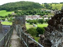 Picture of Conwy Town Walls Ramparts