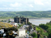 Picture of View From the Watchtower Conwy