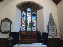 Picture of Saint Elians Church Chancel