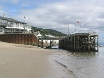 Picture of Aberdyfi Pier