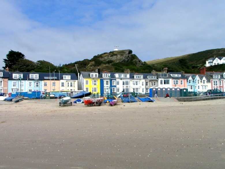 Quot Aberdovey Beach On The Aberdovey Travel Guide Quot