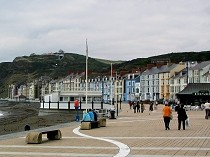 Picture of Aberystwyth Promenade