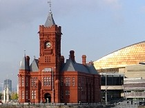 Picture of Cardiff Pierhead Building