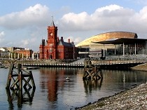 Picture of Cardiff Bay Waterfront