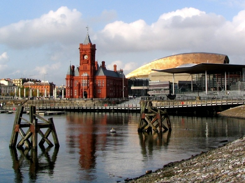 Car Parks In Cardiff Bay Area
