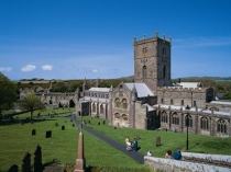Picture of St Davids Cathedral Pembrokeshire