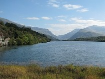 Picture of Llanberis-Llyn Padarn Lakeside Walk