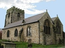 Picture of St Cynfarchs Hope Parish Church