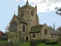 Picture of Christ Church Rossett