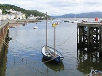 Picture of Aberdyfi Harbour