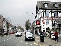 Picture of Bala High Street