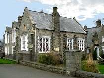 Picture of Old Grammar School Bala