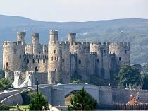 Picture of Conwy Castle