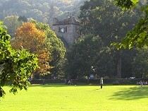 Picture of Betws-y-Coed Village Green