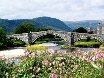Picture of Pont Fawr Bridge