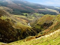 Picture of Viewpoint near Rhaeadr y Cwm Waterfall