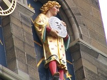 Picture of Statue of Sol Cardiff Castle